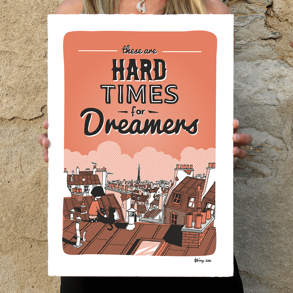 These are Hard Times for Dreamers